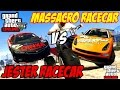 GTA 5 PS4 - Massacro Racecar Vs Jester Racecar | #108 (GTA V)