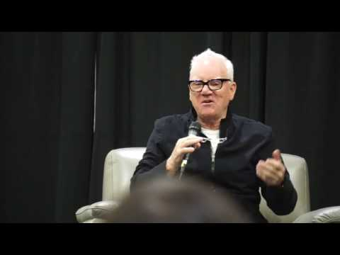 Malcolm McDowell on Bill Paxton