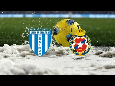 CS UNIVERSITATEA Craiova vs.WISLA KRAKOW FC
