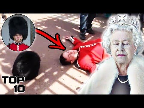 Top 10 Things That Will Happen When Queen Elizabeth Dies - Part 2