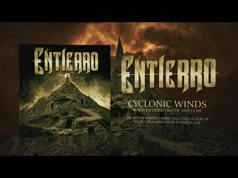Entierro - Cyclonic Winds