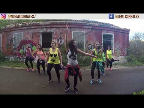 MOVE IT UP - Karetus Ft. Supa Squad / Zumba® Noemi Corrales
