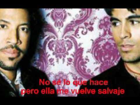 To love a woman (español) Enrique Iglesias
