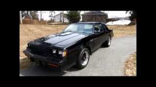 1987 Buick Grand National - For Sale