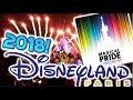 "Disneyland Paris ""MAGICAL PRIDE"" event 2018 Vlog!"
