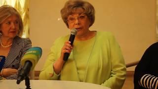 Эдита Пьеха о юбилейном концерте в БКЗ
