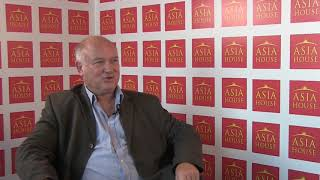 Louis de Bernières talks to Asia House