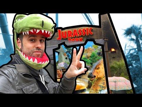 VIAJO A JURASSIC PARK!!!! - Universal Studios Osaka JAPON