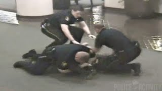 Bodycam Shows Indicted Fort Worth Officer Punching Man in Face