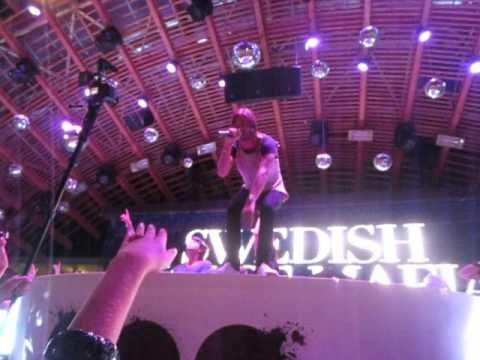 Closing Party Swedish House Mafia @ Ushuaïa Ibiza Beach Hotel 2011