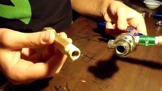 how to build a full auto bb gun