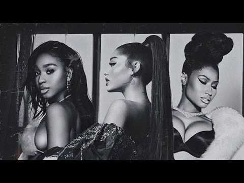 Ariana Grande, Normani, Nicki Minaj - Bad To You (Instrumental W/ Backing Vocals)