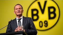 Die komplette Rede von Hans-Joachim Watzke auf der BVB-Hauptversammlung 2019