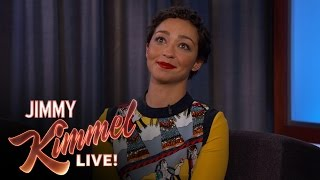 Ruth Negga and Natalie Portman Get Intimate