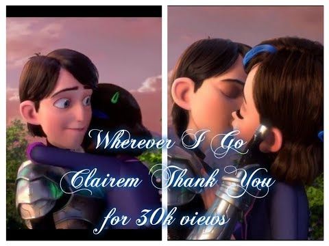 Wherever I Go Clairem Thank You for 30k views link  to video that has 30k views in dec