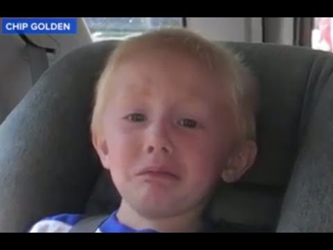 boy bursts into tears after gps says bear right youtube. Black Bedroom Furniture Sets. Home Design Ideas