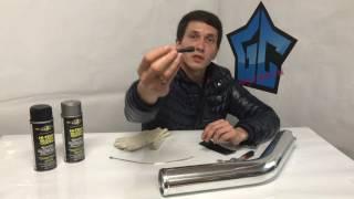 Обзор термокраски и ключа для затяжки хомутов DEI от TuningShop24