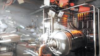 Acer Aspire V15 Nitro - i7 7700HQ GTX1060 | Superposition Benchmark 1080p High
