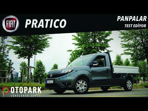 Download Panpalar Fiat Pratico Test Ediyor!   Kapı taşıdık   VLOG