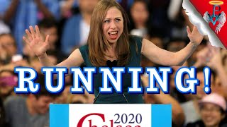 Psychic Predicts Chelsea Clinton