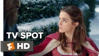 Beauty and the Beast TV SPOT - Golden Globes (2017) - Emma Watson Movie