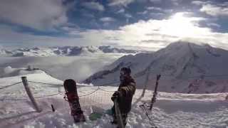Les Arcs France. Лез Арк Франция. 2014(Snowboading., 2014-11-12T18:32:48.000Z)