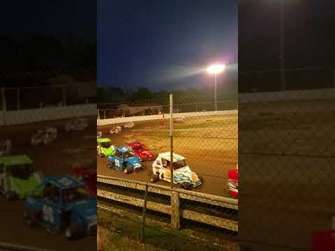 Snydersville Raceway Microstock Money Race June 29th