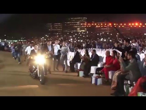 Thumbnail: Shahrukh Khan Entry At Jio Event
