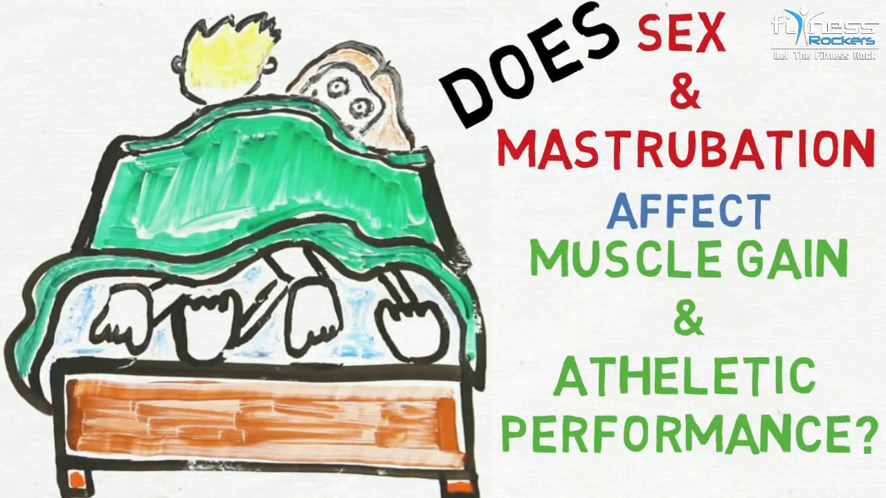 Does sex interfere with muscle growth