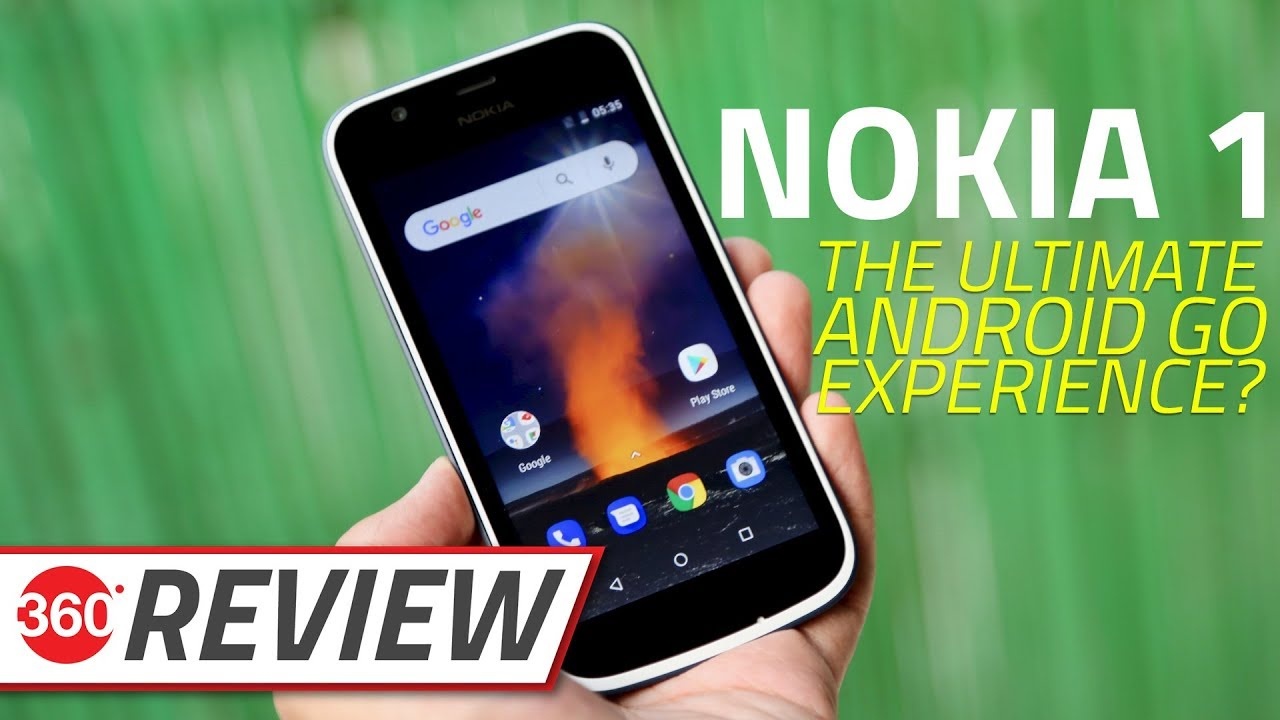 Nokia 1 Review   Best Entry-Level Smartphone in India?