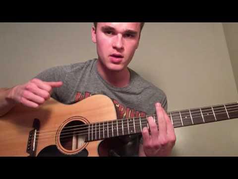 Rosie - John Mayer - Acoustic Guitar Lesson