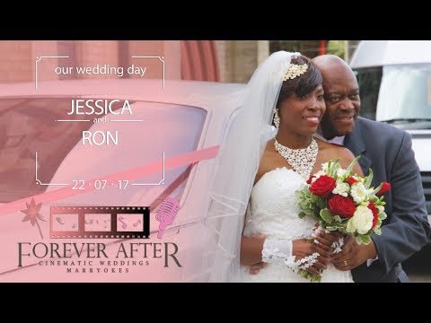 Jessica & Ron - Our Wedding Highlights 22.07.17