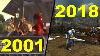 Evolution of World of Warcraft