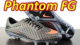 Nike HyperVenom Phantom Black/Total Crimson - Unboxing + On Feet