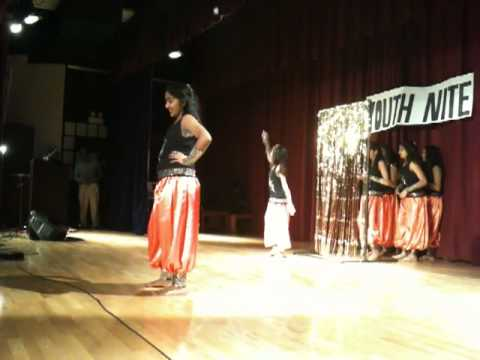 Ananya Mishra performs @ Lemont Temple.MOV