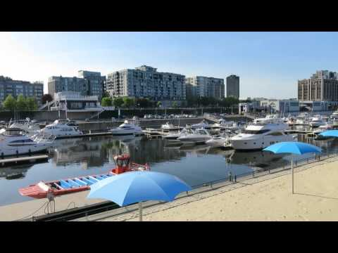 The Old Port Beach (1) behind Marché Bon Secours at the Montreal Salsa Convention on May 17th 2015