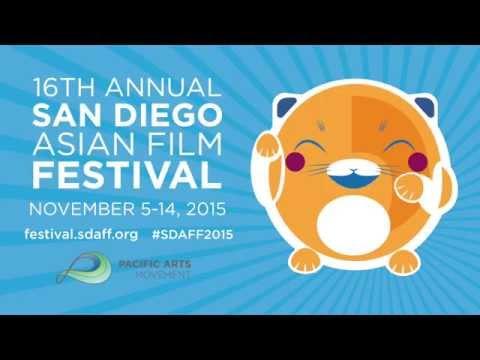 2015 San Diego Asian Film Festival trailer