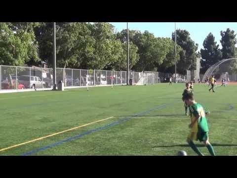 CVSC U9 Boys Gold v. Juventus azurri black @Juventus redwood city