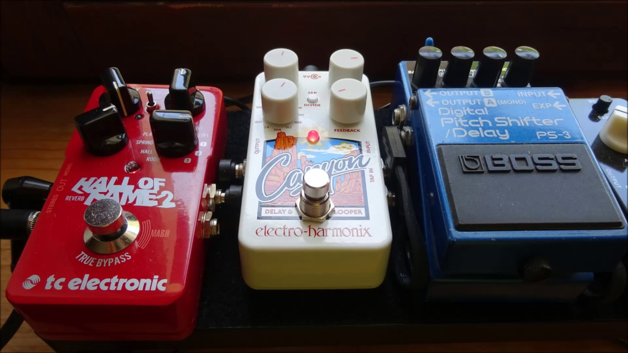 Tc Electronic Hall Of Fame 2 Reverb Ehx Canyon Reverse