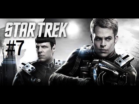 Star Trek (2013) #7: I'm A Captain, Not An Electrician
