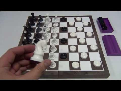 Шахматы и шашки пластиковые, производство Украина