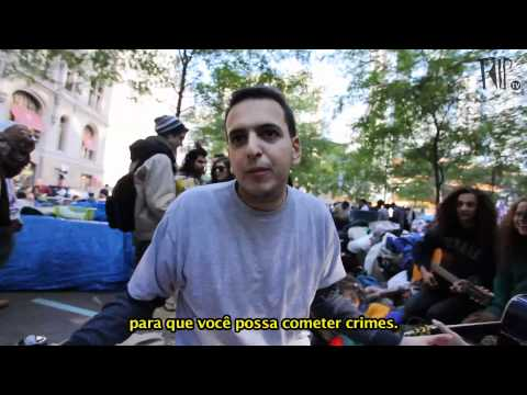 Occupy Wall Street na TV Trip