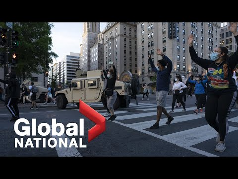 Global National: June 3, 2020 | All officers involved in George Floyd's death now charged