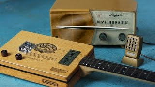 3 String Guitar ~ Cigar Box Blues ~