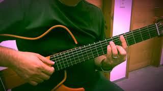 "Guitar Cover "" L'ETE INDIEN "" by Joe Dassin"