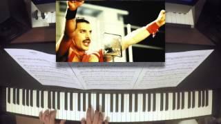 Freddie Mercury - Jealousy (Piano Cover) Gunes Kaya