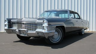 1965 Cadillac Sedan DeVille For Sale or Trade Motorland motorlandamerica.com