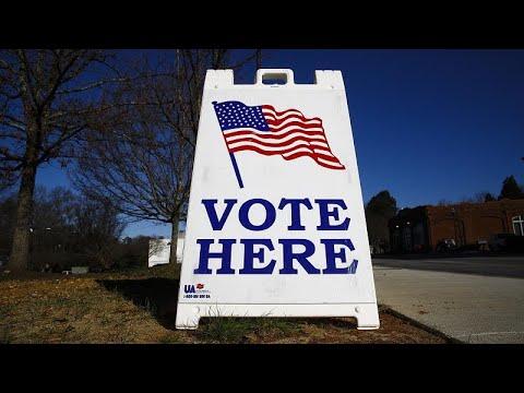 Видео: У кого больше шансов стать кандидатом в президенты США от демократов?…