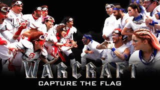 Warcraft IRL: Capture the Flag
