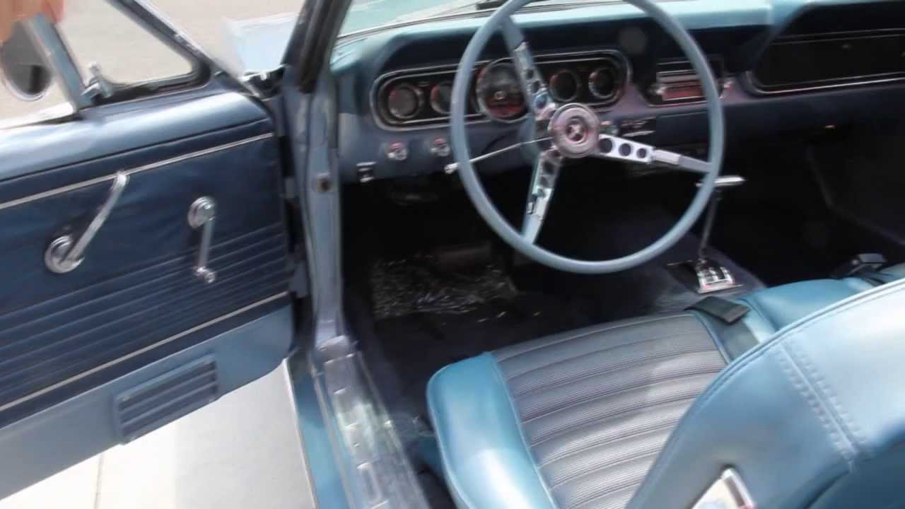1966 Ford Mustang Convertible Classic Muscle Car for Sale in MI ...